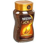 Кофе Nescafe Gold 190гр. стекло