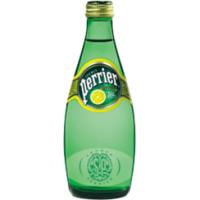 Вода Перье стекло (аромат лимона) 0,33 Х 24шт.